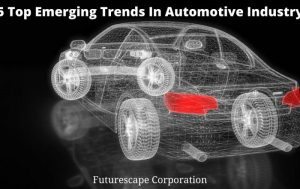 Emerging trends in automotive industry